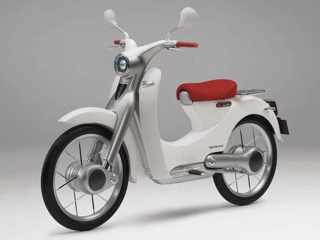 ★ホンダ EV-Cubを今後2年以内に市場に投入