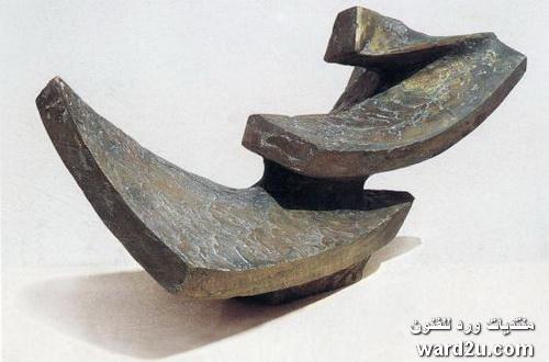 ابداعات النحات السورى عبد الرحمن مؤقت