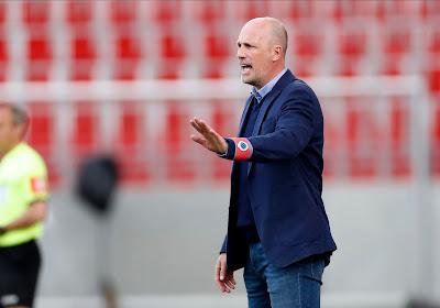 Philippe Clement tevreden met punt na troosteloos gelijkspel op het veld van Antwerp