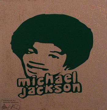 Canvas Michael Jackson 3
