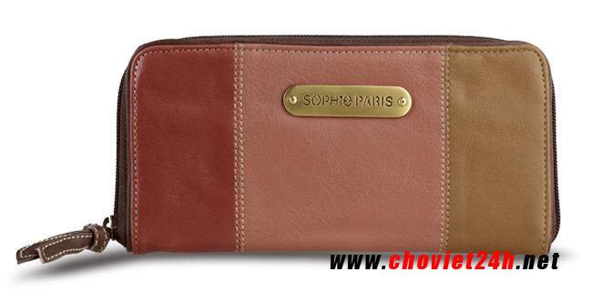 Ví thời trang nữ Sophie Clouet - DSM1453
