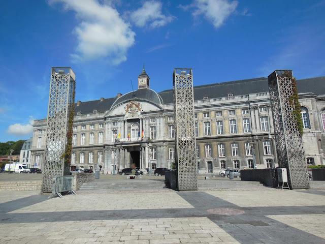 Palais des Princes-Evêques de Lieja