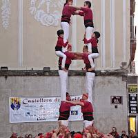 XVI Diada dels Castellers de Lleida 23-10-10 - 20101023_122_2d7_CdL_Lleida_XVI_Diada_de_CdL.jpg