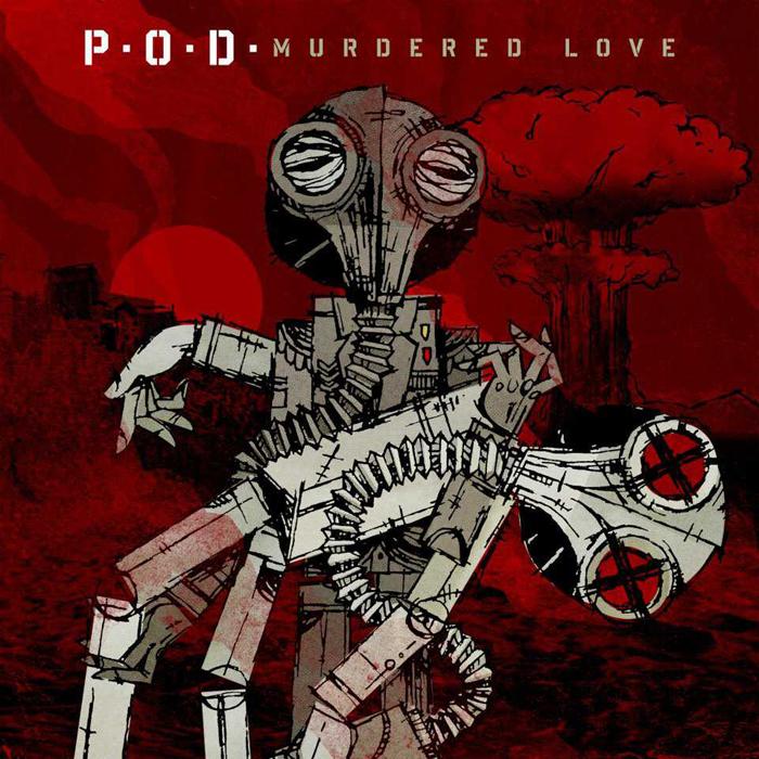 P.O.D. Murdered Love Lyrics