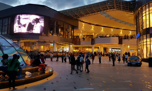 THE MOST BEAUTIFUL MALLS IN SOUTH AFRICA WOMEN CAN DO SHOPPING TILL TIERED 3