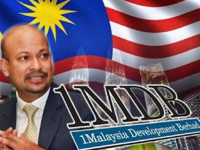 Beruang Biru BN cabar Mahathir terjah siri jelajah 1MDB
