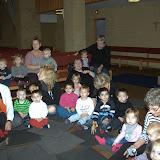Julegudstjenester for de 0-3 og 3-6 årige 2013