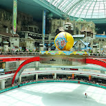 inside the Lotte World in Seoul, Seoul Special City, South Korea