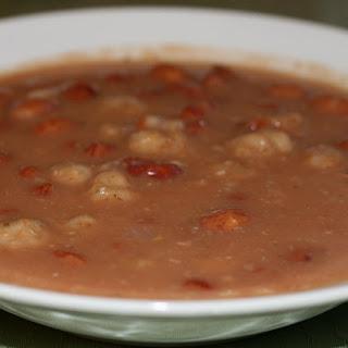 Monk's Kibbeh Stew – Kibbet Raaheb