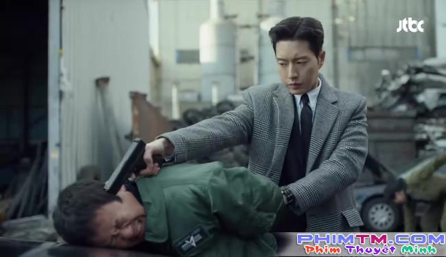 Cuối cùng, Park Hae Jin cũng phát điên vì nữ chính Man to Man - Ảnh 10.