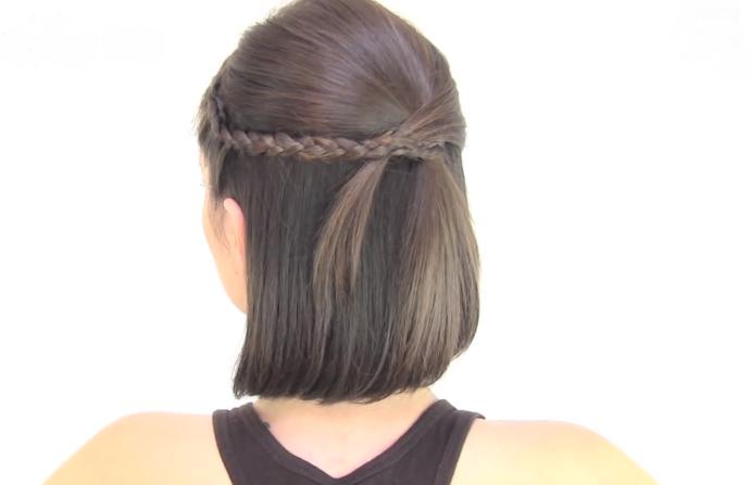 Imagenes de peinados para cabello corto faciles