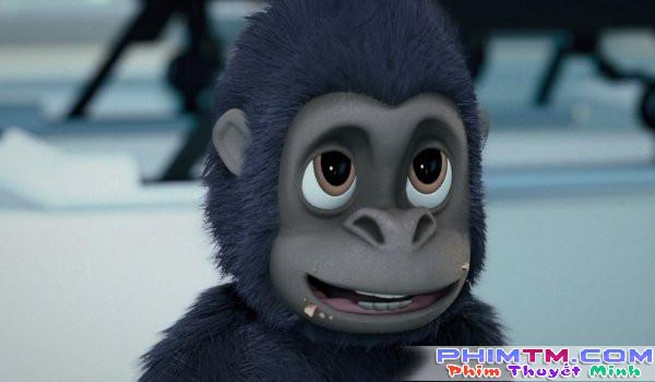 Những bộ phim hoạt hình thú vị về King Kong mà bạn chưa biết - Ảnh 6.