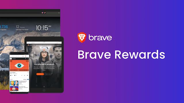 Brave Browser ile BAT Token Nasıl Kazanılır ?