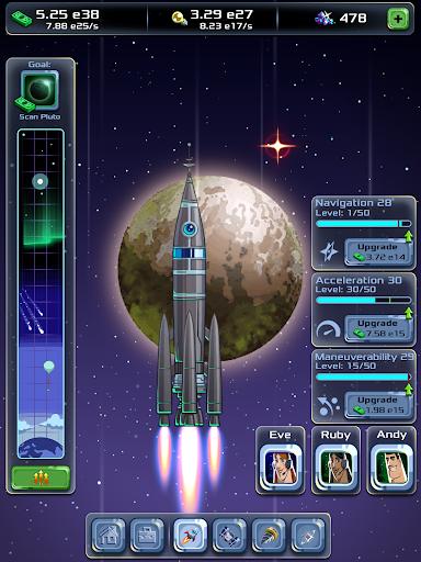 Idle Tycoon: Space Company  screenshots 8