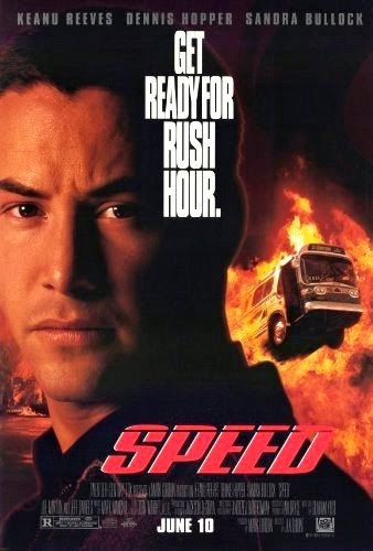 Poster Of Speed (1994) Full Movie Hindi Dubbed Free Download Watch Online At Alldownloads4u.Com
