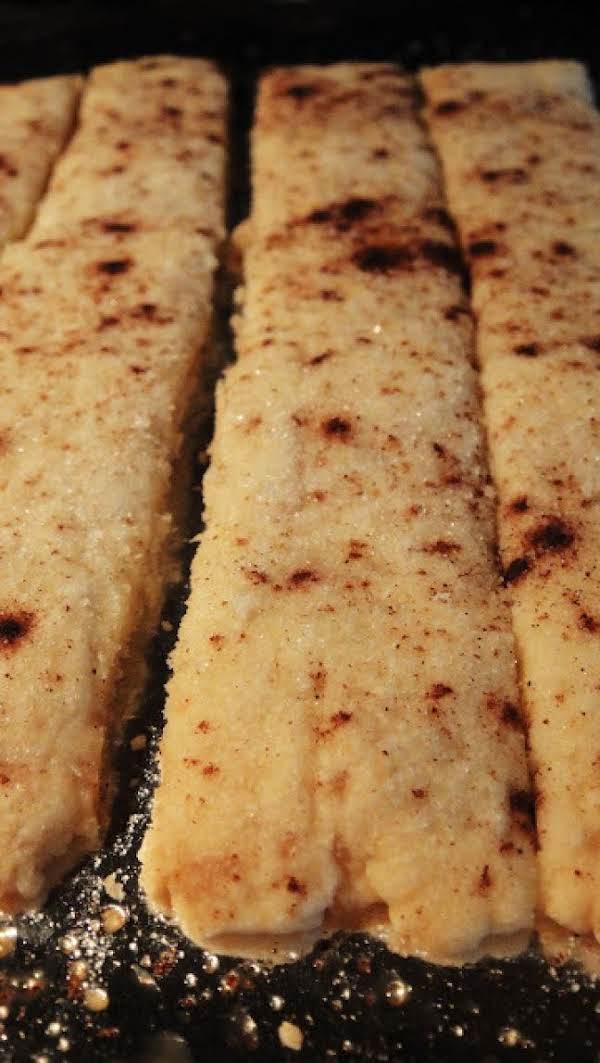 Mum's Pie Crust Cookies