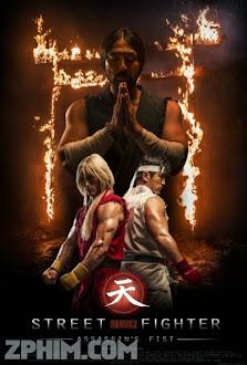 Chiến Binh Đường Phố - Street Fighter: Assassin's Fist (2014) Poster