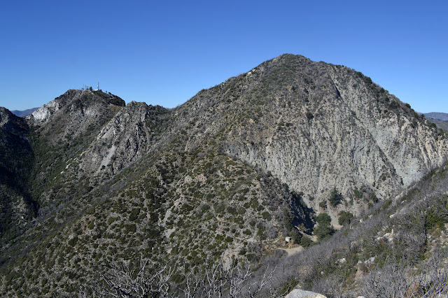 Disappointment and San Gabriel