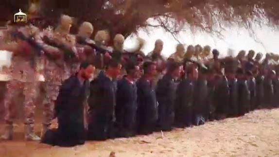 Libya: Muslim terrorists behead and shoot Christians
