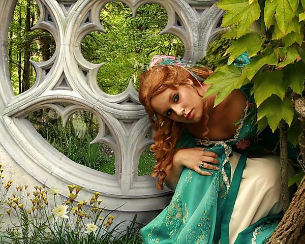 Goodness Of Magian Angel, Magic Beauties 5