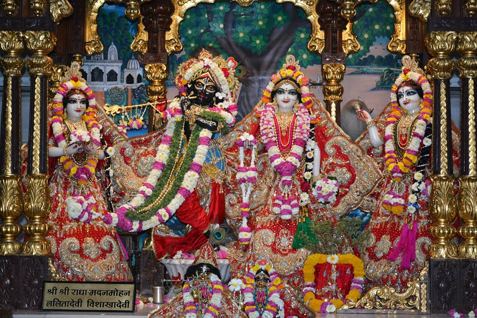 ISKCON Ujjain Deity Darshan 04 April 2016  (16)