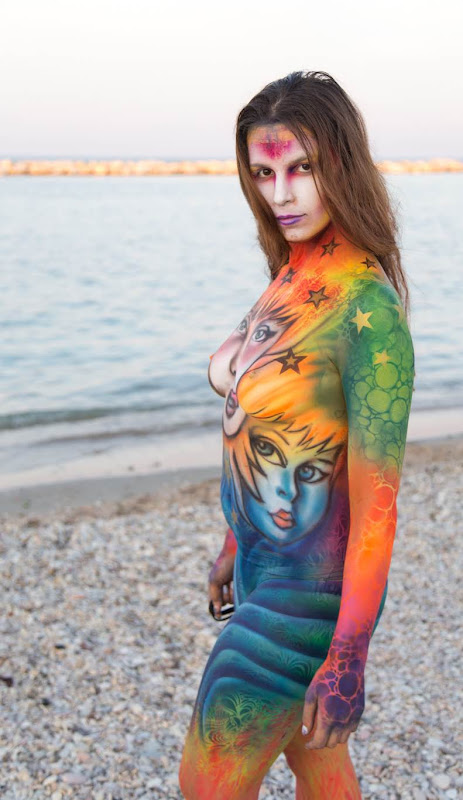 IMG_5127 Color Sea Festival Bodypainting 2018