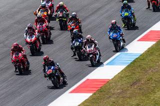 Ah, Tayangan MotoGP di Trans7 Resmi Diacak Sejak GP Assen 2021