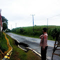 Hati-hati! Jalan Lintas Rangkasbitung - Cipanas Lebak Banten
