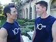 Tony Horton And His Close Friend Robert Hudgens