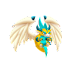Dragón Envergadura | Wingspan Dragon