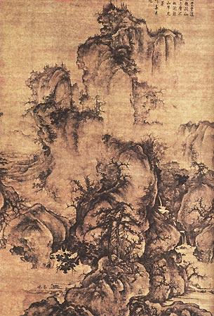 Картинки по запросу Искусство Китая - Начало весны в горах
