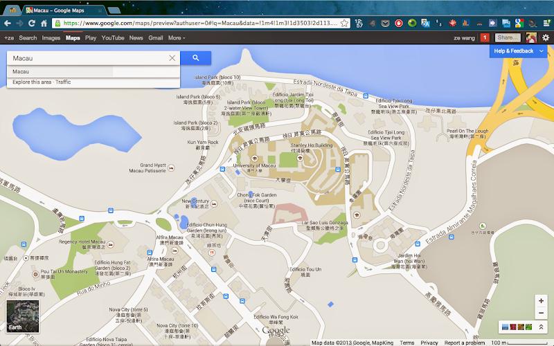 新谷歌地图