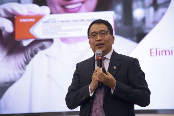 Disebut Tak Manjur, Diplomat Tiongkok Sepakat Iklankan Vaksin Sinovac
