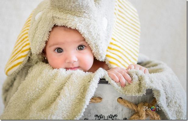 Como editar las fotos de bebés en Photoshop. | Fotografia para ...