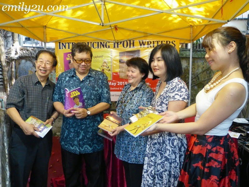 Ipoh authors