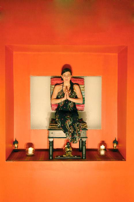 Meditation Place, Yoga And Meditation