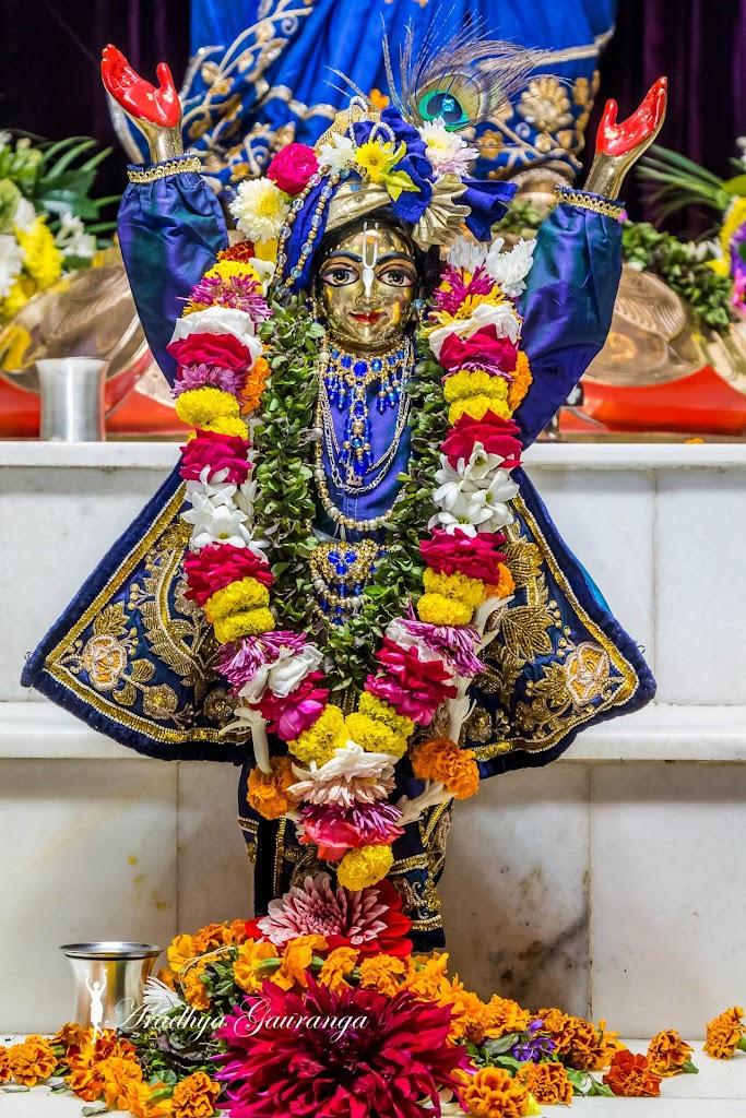 ISKCON Mayapur Deity Darshan 31 Dec 2016 (20)