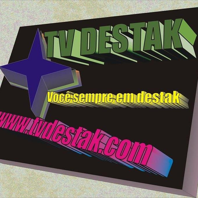 Logo TV Destak