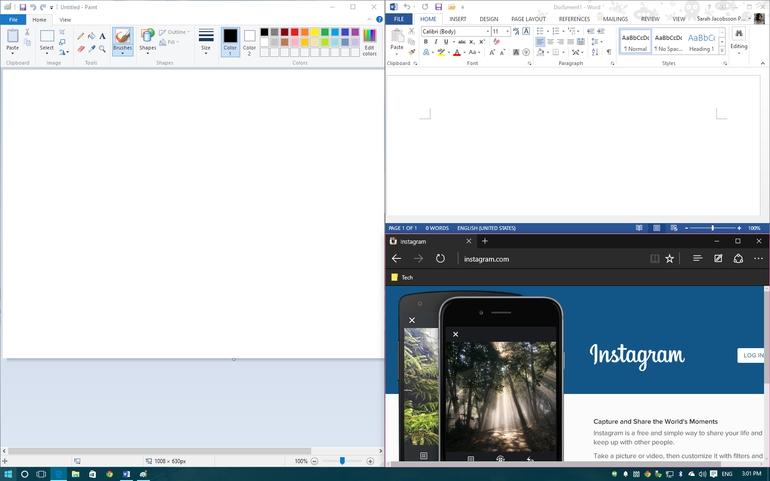 phím tắt nên biết khi sử dụng Windows 10