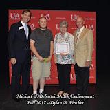 Fall 2017 Foundation Scholarship Ceremony - Michael%2B%2526%2BDeborah%2BMalek%2BEndowment.jpg