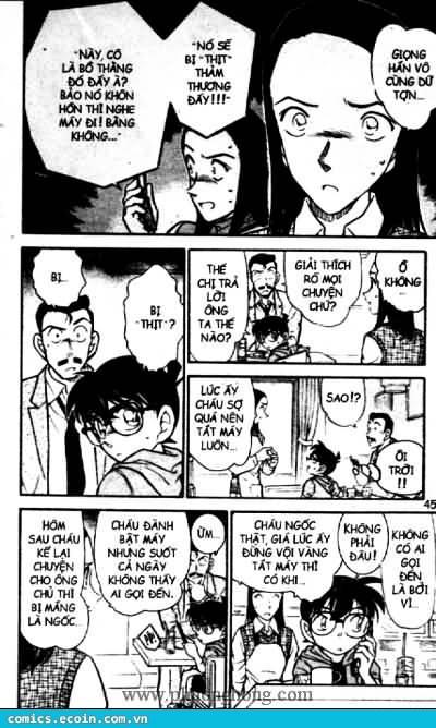 Detective Conan Chap 438 - Truyen.Chap.VN