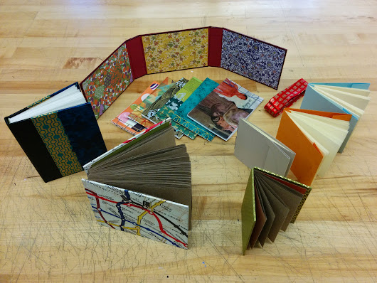 Bookbinding Workshop!