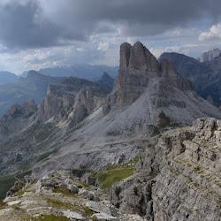 Alpi: Cortina, Cinque Torri