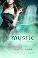 Mystic (Soul Seekers, Book 3), By Alyson Noel Cover Art