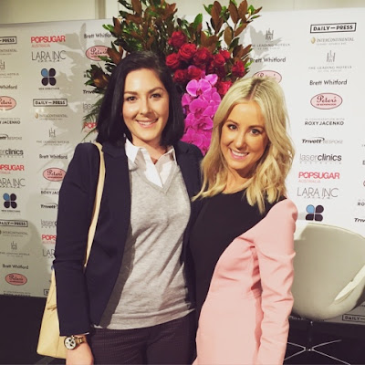Meeting PR Queen Roxy Jacenko