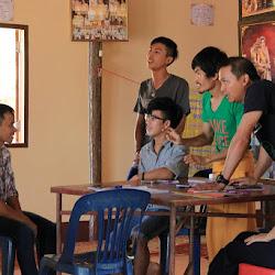 Teacher Training at Koung Jor Refugee Camp - May 2017