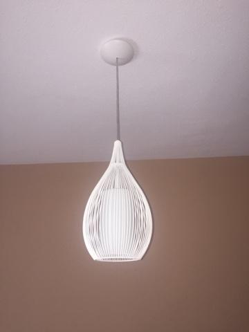 Delightful Esta Es La Lámpara De Techo,la Encontramos En Leroy Merlin Y Su Precio Es  De Unos 40u20ac.