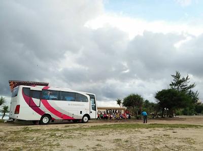 Sewa Bus Jogja ke Pantai Krakal