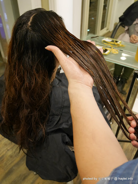 來 台北東區 Moon Hair Studio 試試哥德式護髮吧!柔漾護髮,三步搞定! 民生資訊分享 美髮相關
