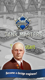 Tank Masters- screenshot thumbnail